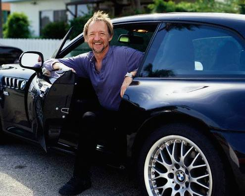 Peter Tork car