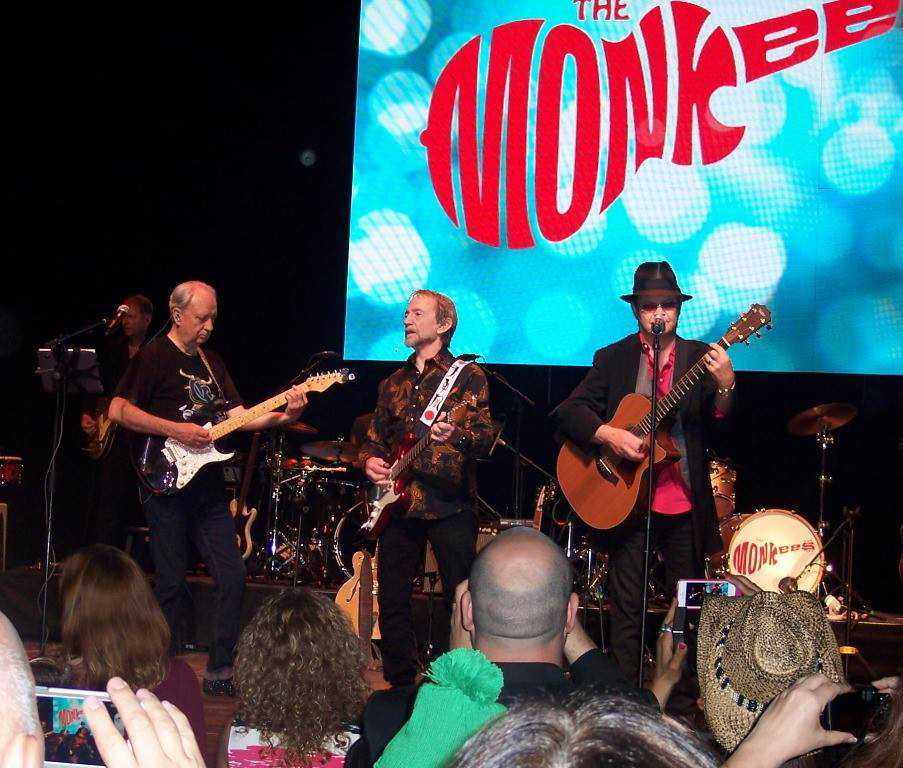 Monkees live 2014