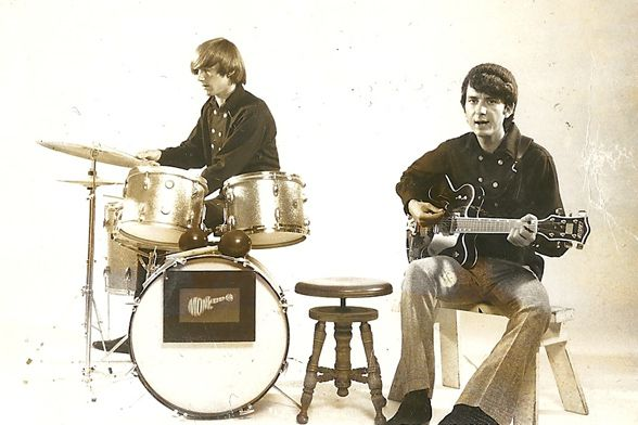 Monkees Gretsch instruments Peter Tork drums
