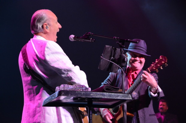 Mike Nesmith Micky Dolenz 2013