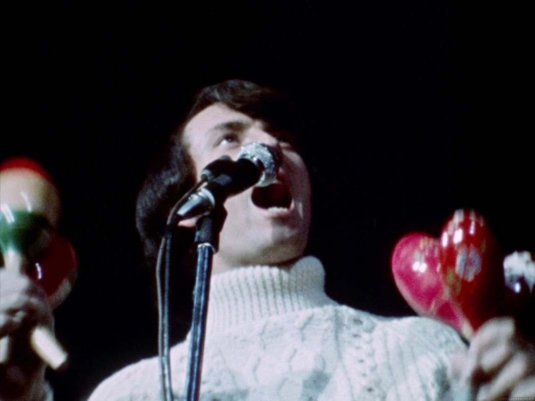 Michael Nesmith maracas