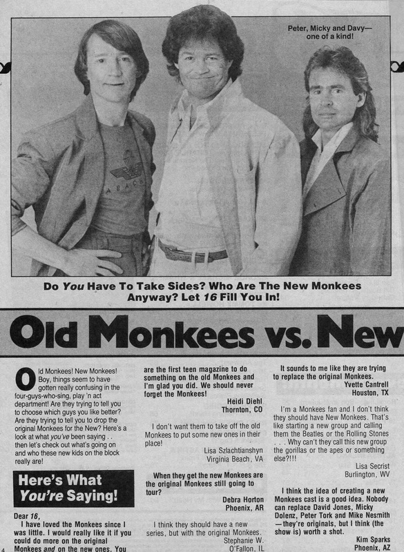 New Monkees