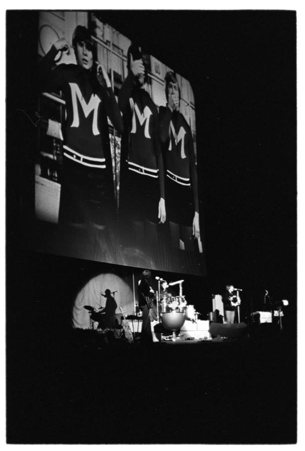 Monkees Hollywood Bowl