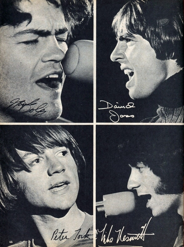 Monkees live 1967