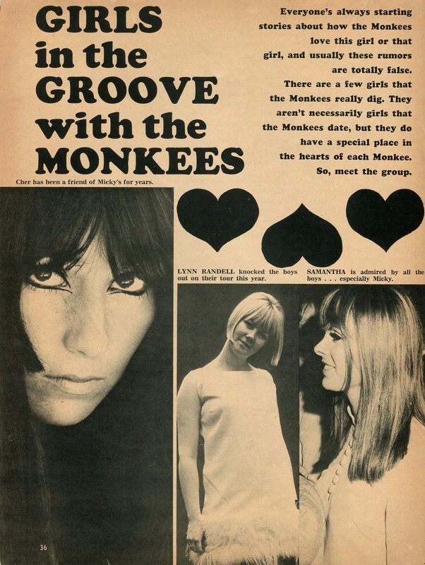 Monkees Cher