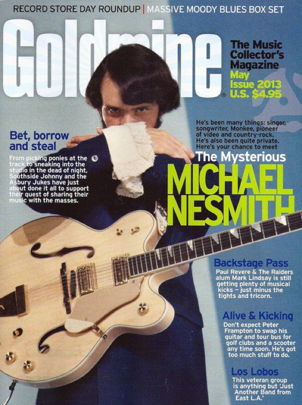 Goldmine Michael Nesmith