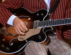 Mike Nesmith sunburst Gretsch