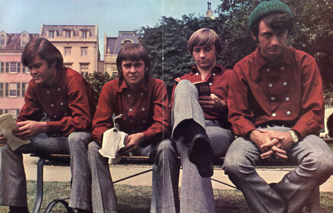 Monkees 8 button shirts