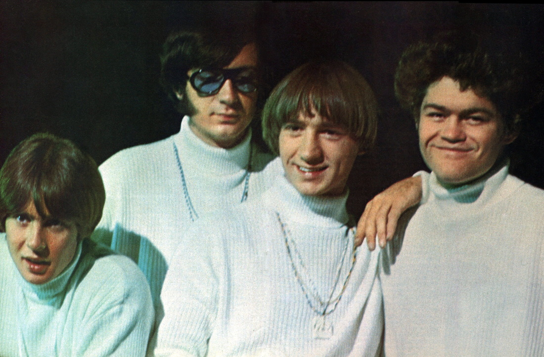 Monkees white suits
