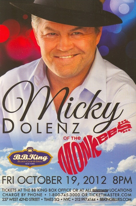 Micky Dolenz BB Kings