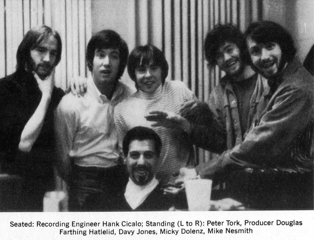 Monkees Hank Cicalo Headquarters