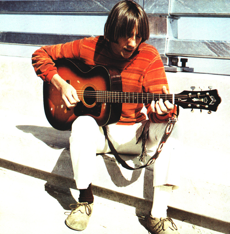 Peter Tork Guild guitar