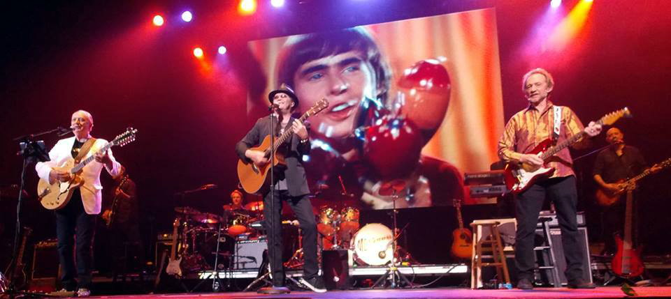 Monkees 2014 tour Davy