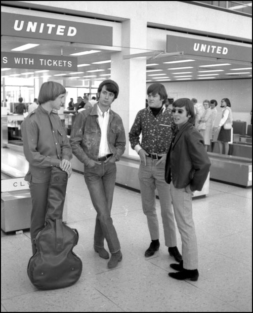 Monkees airport