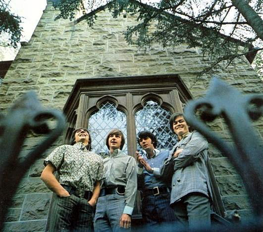 Monkees church jc penney clothes