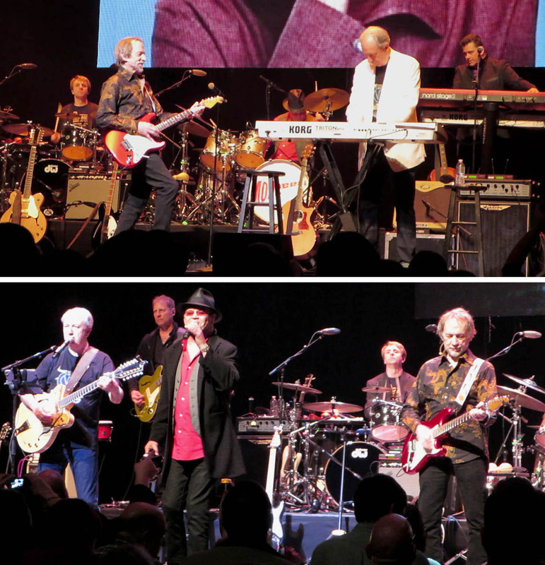 Monkees New Jersey Arts Center 2014