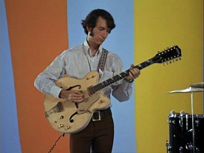 Mike Nesmith blonde Gretsch