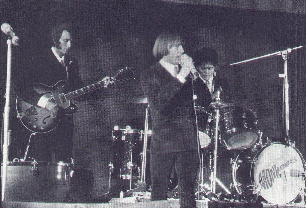 Monkees live 67