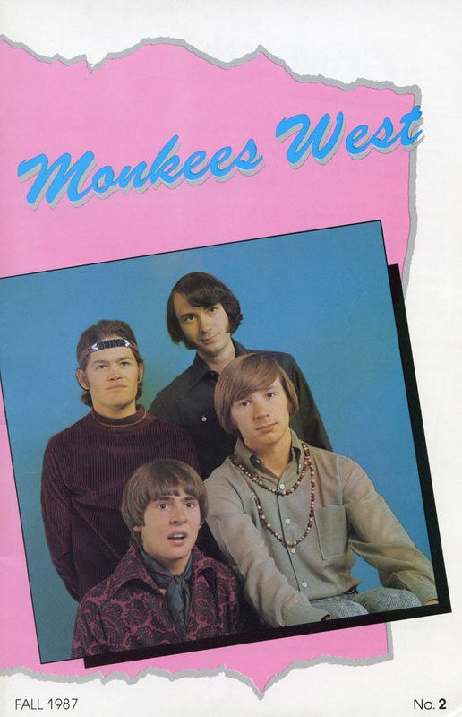 Monkees West issue 2