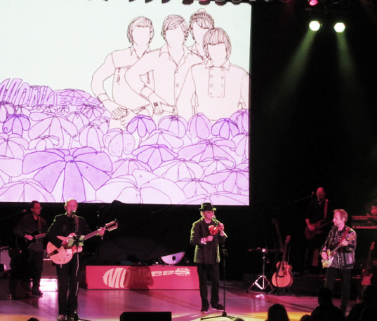 Monkees Greek 2012