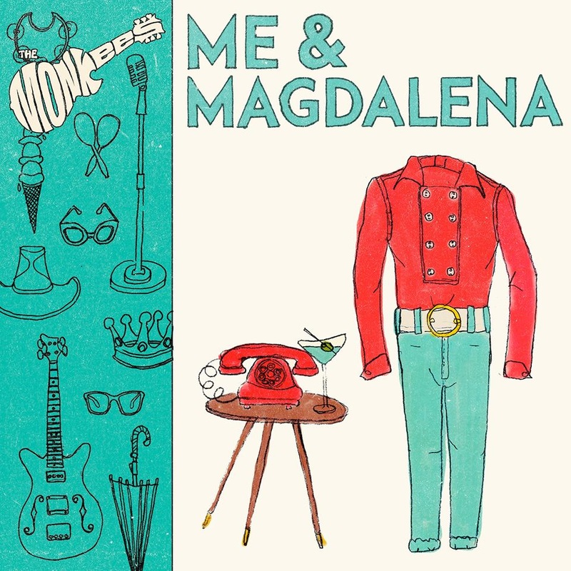 Monkees Me and Magdalena sleeve