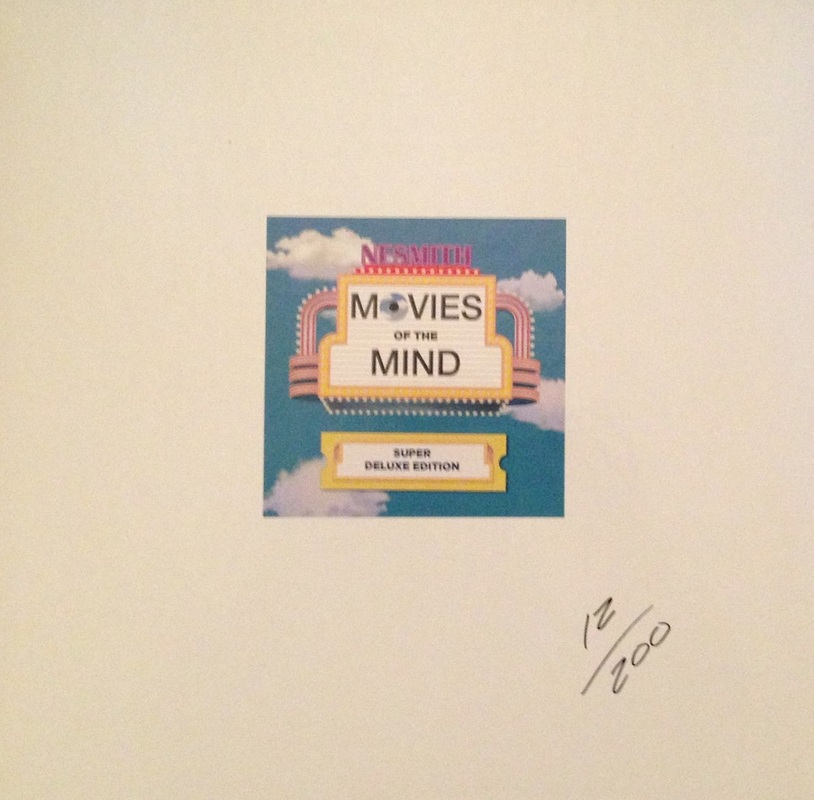Michael Nesmith Movies of the Mind vinyl super deluxe