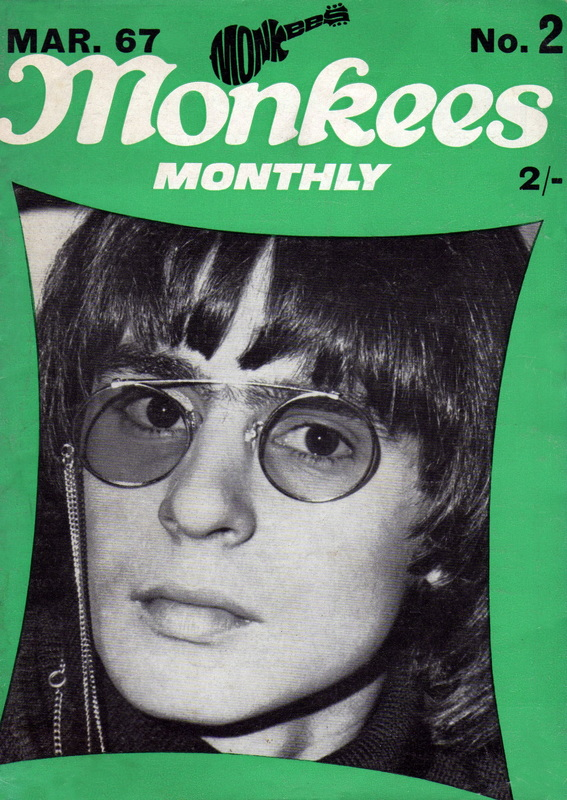 March 1967 Monkees Monthly 2
