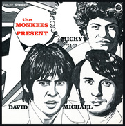 Monkees Present deluxe track listing