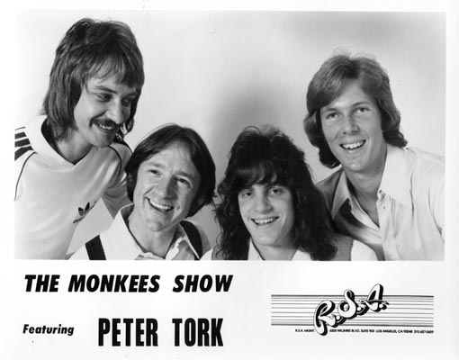 Peter Tork solo show