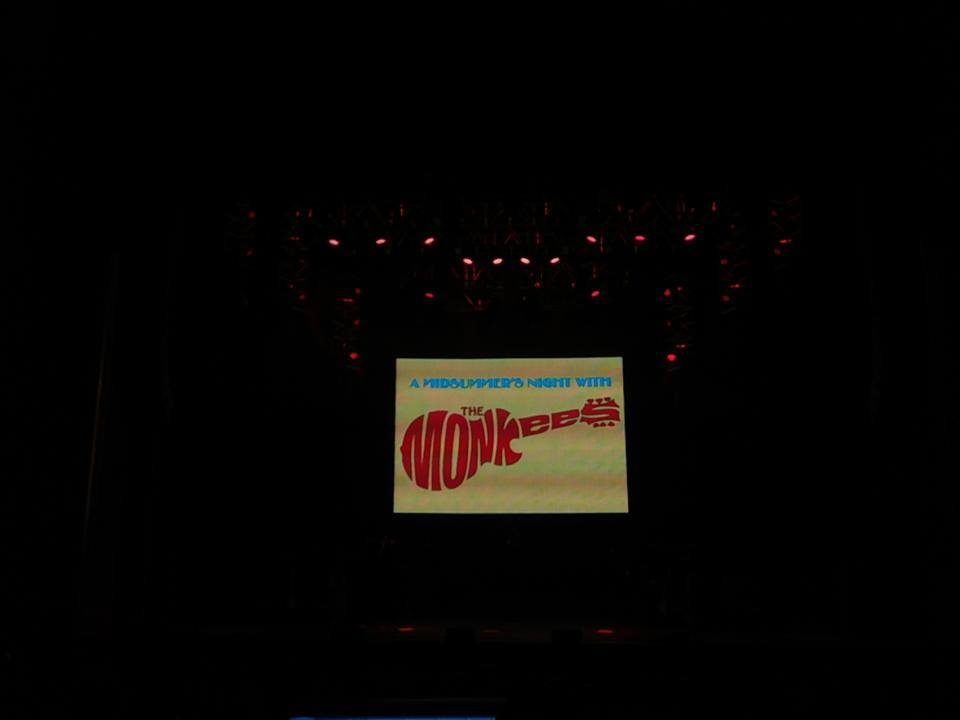 Monkees video wall