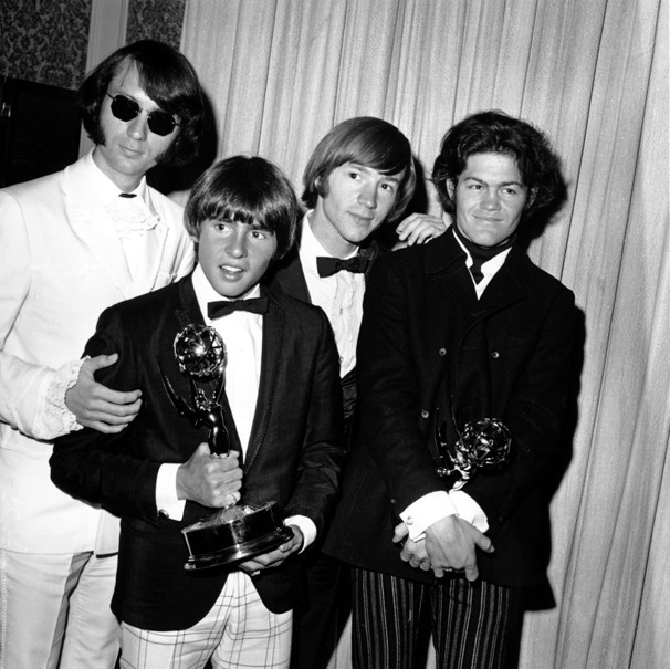 Monkees Emmy Awards