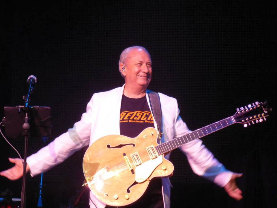 Michael Nesmith Gretsch shirt