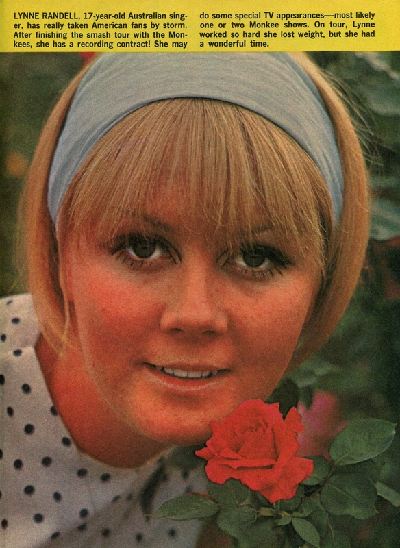 Lynne Randell Monkees