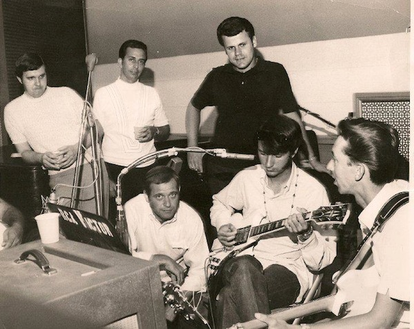 Michael Nesmith Nashville RCA Studio