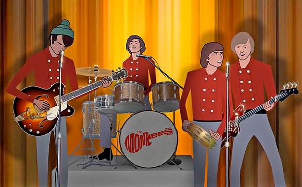 Monkees You Bring the Summer video