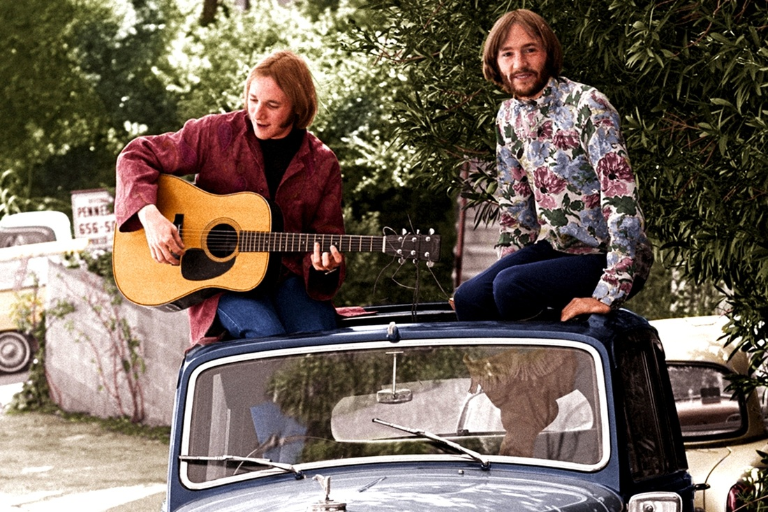 Stephen Stills Peter Tork