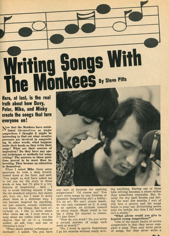Steve Pitts Monkees