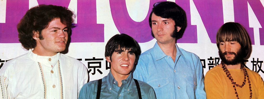 Monkees Japan tour 1968