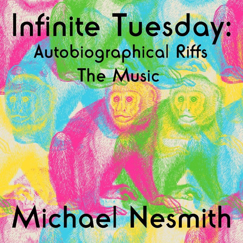 Infinite Tuesday Nesmith compact disc CD