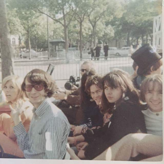 Monkees Paris 1967