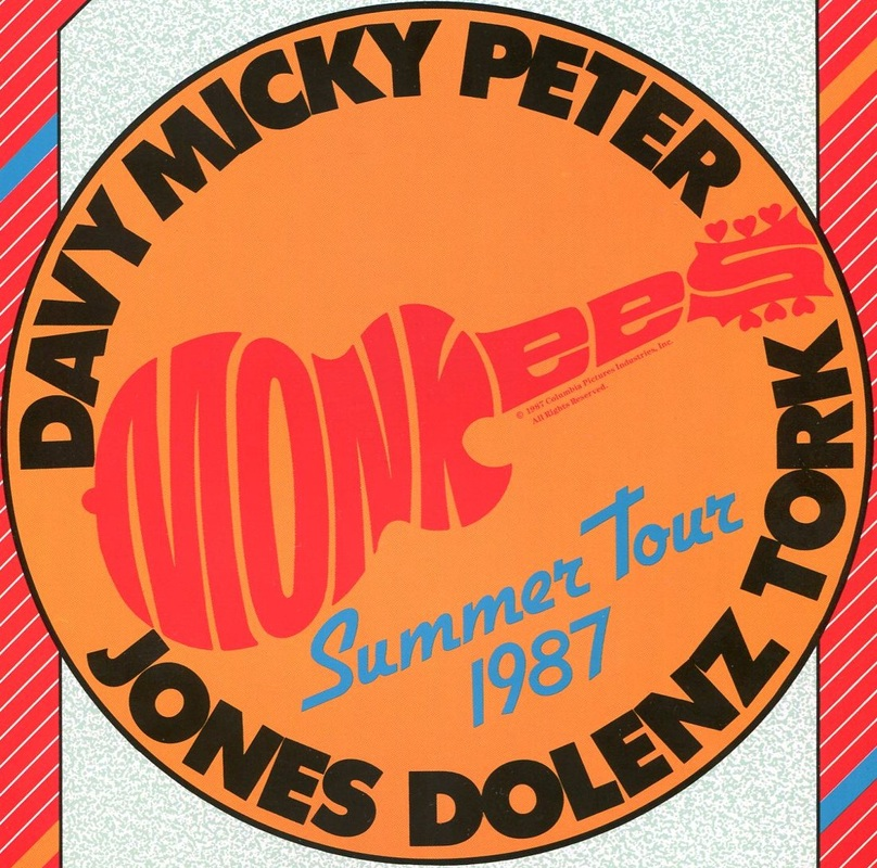Monkees 1987 tour