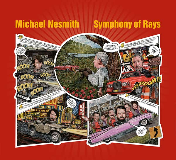 Michael Nesmith Symphony of Rays
