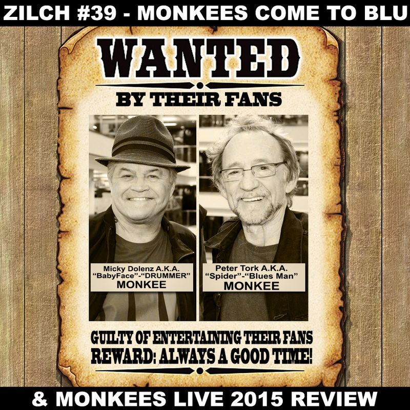 Monkees 2015 concerts