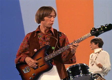 Peter Tork Guild Jetstar bass