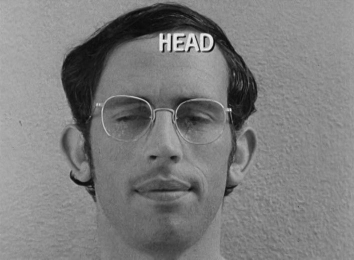 John Brockman Monkees Head