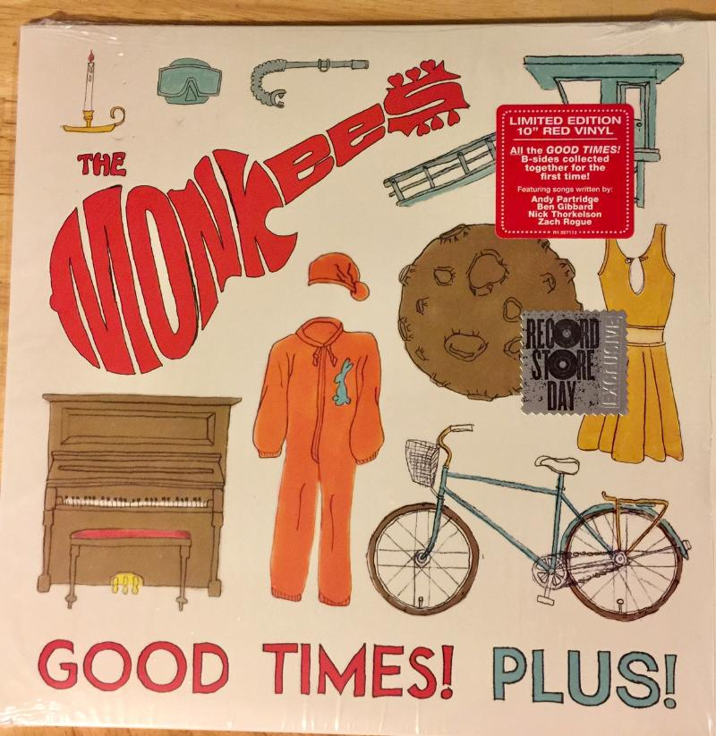 Monkees Record Store Day Black Friday