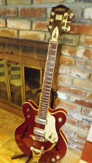 1969 Streamliner Gretsch Monkees