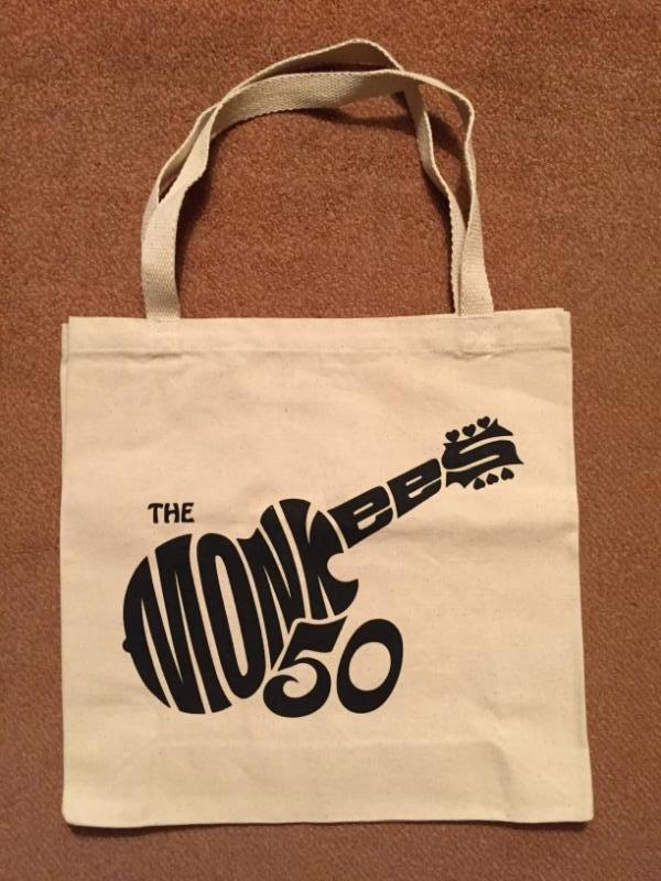 Monkees tote bag