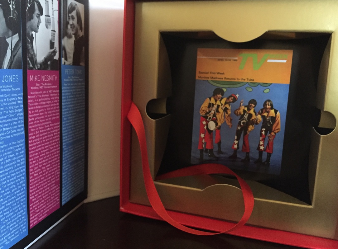 Monkees Blu ray box