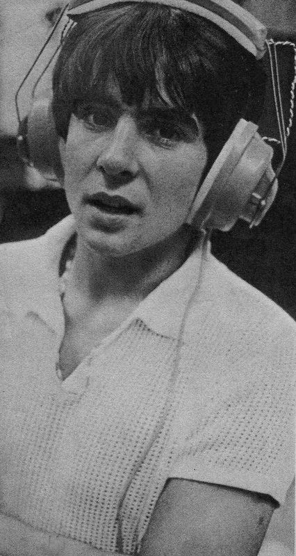 Davy Jones recording studio Monkees